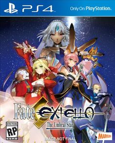 Xseed Fate Extella The Umbral Star PlayStation 4