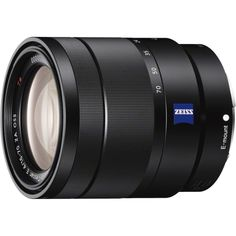 Sony Vario-Tessar SEL1670Z - 16 mm to 70 mm - f/4 - Mid-range Zoom Le
