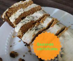 Recept voor een heerlijk en gezonde wortelcake / carrot cake, deze is suikervrij…