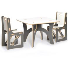Sprout, Kids Table and 2 Chairs