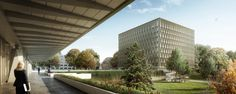 Berrel Berrel Kräutler Wins Competition to Expand WHO's Geneva Headquarters
