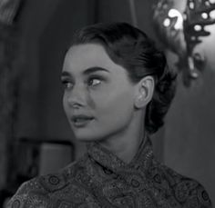Audrey Hepburn. Roman Holiday. Hair.