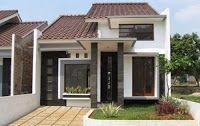 Profil Rumah Minimalis Yang Menarik Minat Konsumen May 2020 Minimalist House Design, Minimalist Home, Small Modern Home, Level Homes, Home Room Design, Modern House Plans, Cool Landscapes, Types Of Houses, Little Houses