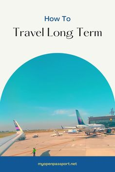 Do you have dreams of traveling for months on end? Check out this article for some tips from a long term traveler. #tipsforlongtermtravel #howtolongterm #travelingformonths #nomadlife