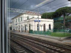 Stazione Rosignano nel Rosignano Marittimo, Toscana