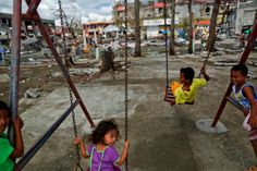 Sign of Hope in Philippines - Children Playing Again - NYTimes.com Typhoon Haiyan Nov. 19, 2013