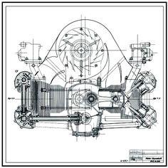 Flat 4 Boxer Engine Porsche Flat 8 Cylinder Engine Wiring