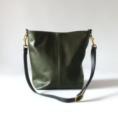 Image of Milly Tote - Olive