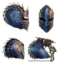 Dark Knight Monarch Helmet