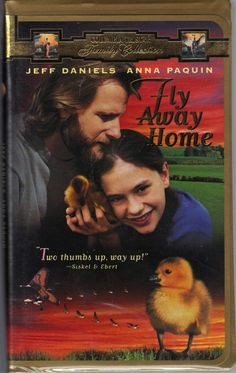 Fly Away Home | 35 VHS Movies Every Kid Watched Growing Up
