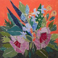 Lullie Wallace. Love the colour