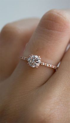 Choosing a perfect engagement ring is never easy. From the texture to the design and to the shape, there are many options like rose gold engagement rings, vintage engagement rings and cubic engagement…MoreMore