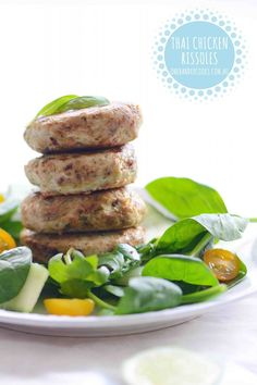 The Thermomix version of our Thai Chicken Rissoles is featured in the Thermomix section of our Spring magazine. It's on sale now in all good newsagents – search for your local stockist here. Thai chicken rissoles Our Thai chicken rissoles are a toddler friendly and familiar way to introduce the fragrant flavours of the delightfully delicious thai green curry paste #onehandedcooks