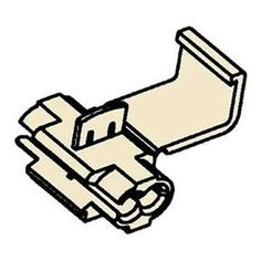Connector, Beige, 2 Ports, 18-14AWG, PK 5000 by 3M. $804.60. Insulation Displacement Connector, Dry Environment, Connector Type Single U-Element, Color Beige, Solid Wire Range 18-14 AWG, Stranded Wire Range 18-14 AWG, Max Insulation Dia 0.145 In, Number of Ports 2, Application Electrical Power, 600 Volts AC/DC, Max Temp 194 F, Material of Construction Polypropylene, Crimping Tool 2JLF8, Standards CE Certified, Package Quantity 5000