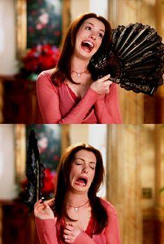 Princess Diaries 2. almost my favorite scene! Funny