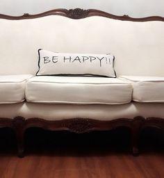 Almohadón Be happy!!