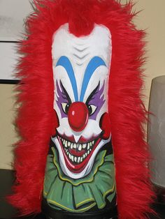 killer klowns from outer space circus punk by kingeswife, via Flickr