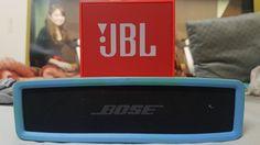 JBL + Bose Soundlinkmini II