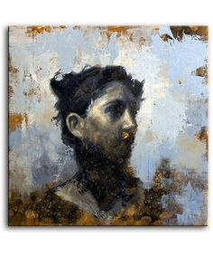 Heads – selected works full project John Wentz is a contemporary painter whose process resides in an area between rigid technicality and honest expression. Working within the classical idiom … Abstract Portrait, Portrait Art, Portrait Paintings, Portraits, A Level Art, Commercial Art, People Art, Fantasy Artwork, Figurative Art