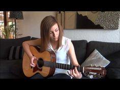 (Bon Jovi) Livin' On A Prayer - Gabriella Quevedo - YouTube