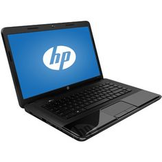 "HP Black Licorice 15.6"" 2000-2c29wm Laptop PC with AMD E2-1800 Accelerated Processor and Windows 8 Operating System"