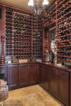 Wine Storage ...