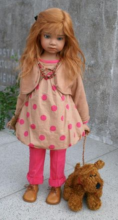 Fedora  Angela Sutter doll