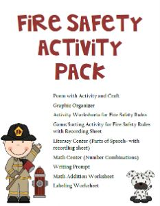 Fire Safety Activity Pack Hurry up! This giveaway promotion ends at 11:59:59PM CST on 09-29-2012