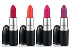 Neon color lipstick shade for you! You never know when you might need it