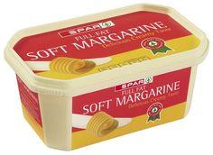 margarine in a tub