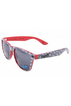 b179b7d77f  20.00   Neff Daily Crackle Rocks Sunglasses Grey Red
