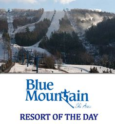 Resort of the Day: Blue Mountain, Palmerton. There is so much to do all year at Blue Mountain!   http://www.skibluemt.com/  http://skipa.com/resort-info/ski-resorts/a-b-resorts/blue-mountain