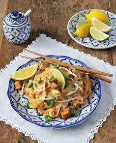 Vegan Peanutty Pad Thai Recipe