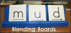Blending Boards
