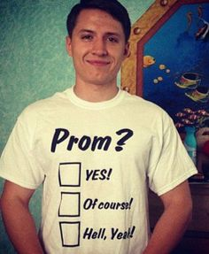 The Best Promposals - mom.me