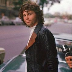 Jim Morrison and his beautiful smile