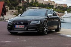 The high-performance Audi has just received a new power kit courtesy of engineers from ATM. S8 Wallpaper, Nordic Interior, Audi Cars, Modern Classic, Cool Cars, Automobile, Pure Products, Vehicles, Autos