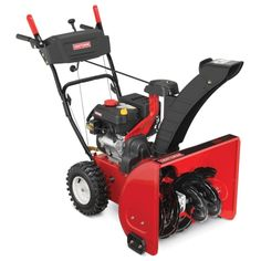 Craftsman 24in. Two Stage Snow Thrower - Ace Hardware http://egardeningtools.com/product-category/snow-removal/