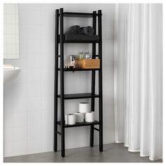 VILTO Hylle - svart - IKEA