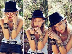 The 2 Bandits Jewelry Holiday 2013 Lookbook