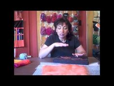 Felting add-ins *Update 9/2015:since posting this pin a few years ago, this instructor changed/updated her YouTube channel. Please search for Terri Pike's channel for this and other felting tutorials. They're great! This should get you to her channel:  https://m.youtube.com/channel/UCSnBzYWjf3vJwVAlKvttmyA