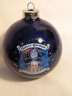 164 Best Harley Christmas Tree images   Christmas deco, Harley ...