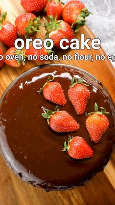 Chocolate Dishes, Chocolate Cake Recipe Easy, Easy Baking Recipes, Snack Recipes, Oreo Cake Recipes, Indian Dessert Recipes, Homemade Cakes, Oreo Biscuits, Oreo Biscuit Cake