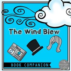 These activities were inspired by the book The Wind Blew by Pat Hutchins. I searched high and low for just the right graphics to use with this all time favorite book! Clear Basic FONT FOR EARLY LITERACY LEARNERS!!!!It's a great story for working on sequencing!