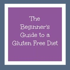 Are you new to the gluten free diet? We've compiled some of the best gluten free tips in our handy guide!