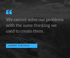 #ThoughtForTheDay #AlbertEinstein