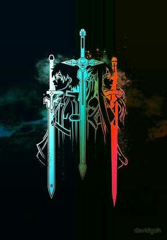Read Sword art online from the story Fondos de pantalla anime by jondoza with 714 reads. Sword Art Online Asuna, Kirito Sword, Kirito Asuna, Sword Art Online Memes, Schwertkunst Online, Arte Online, Online Anime, Otaku Anime, Manga Anime