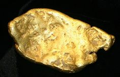 Ladies Canyon Gold Nugget - 6 ounces