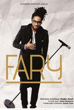 Fary, 22 ans, est un petit prodige de l'humour. Il dépeint sur scène sa génération avec autant de douceur que de cynisme.   Ne ratez pas son spectacle !