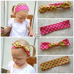 Image of Knot or Not Headband - All sizes Newborn through Adult